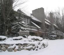 Exterior winter